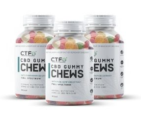 CBD Gummies - 3 Pack